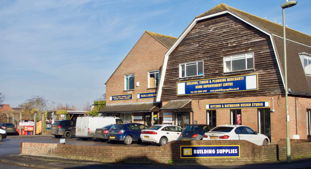 builders merchants southampton