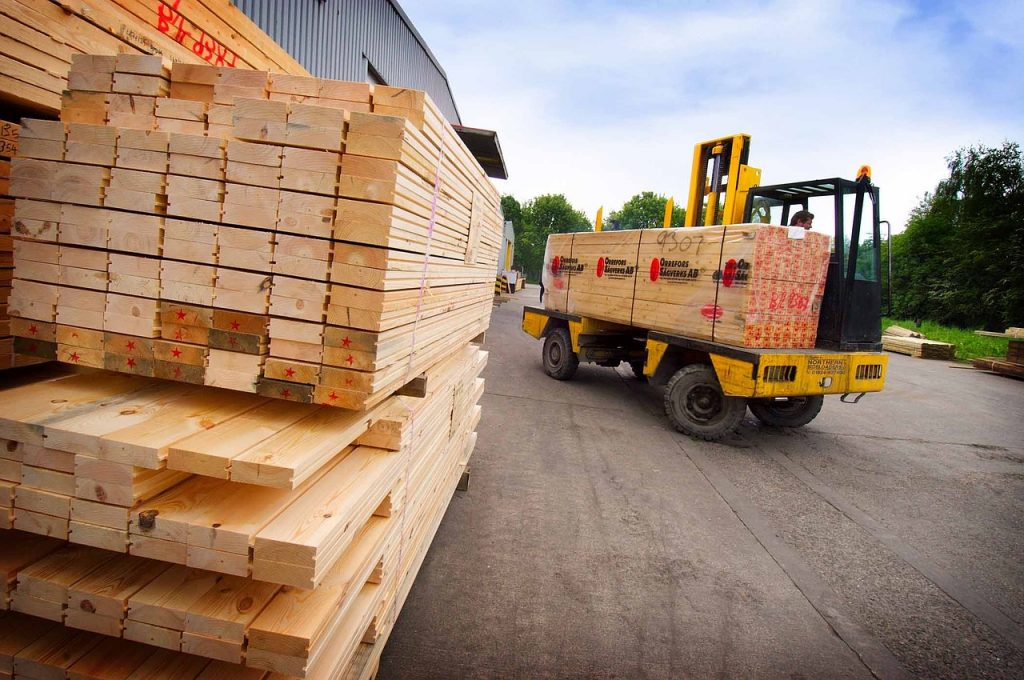 timber merchants in southampton