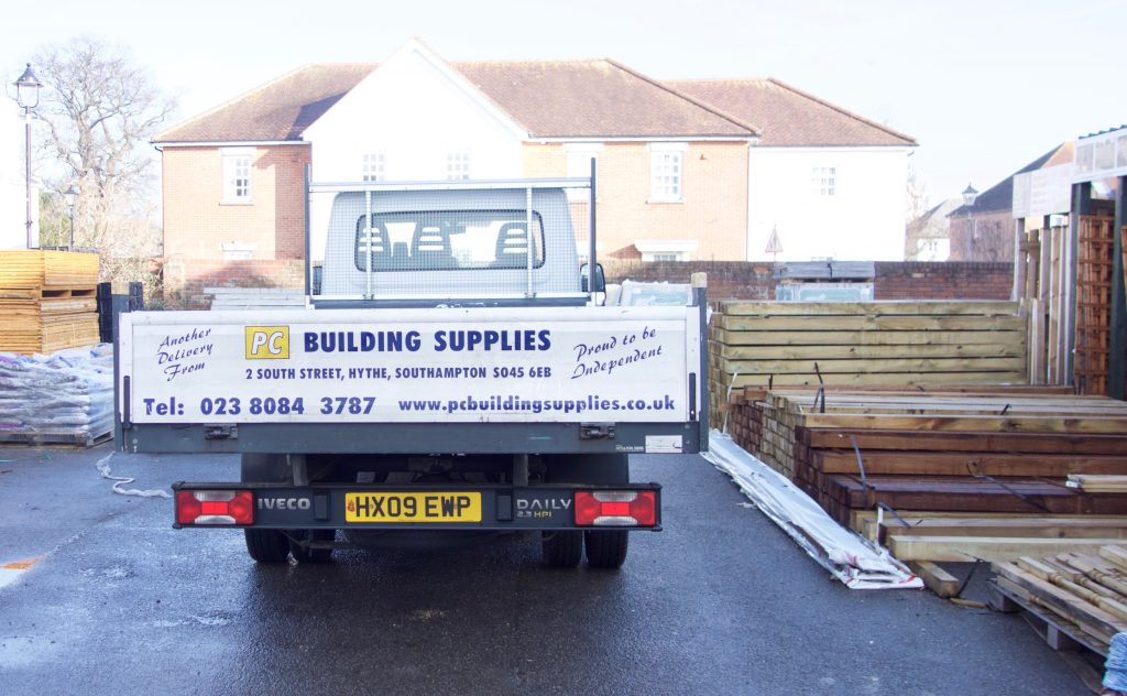 fencing supplies southampton